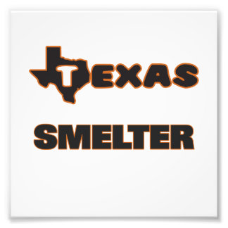 Texas Smelter Photo Print
