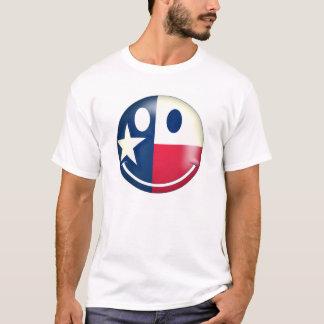 TEXAS SMILEY FACE T-Shirt