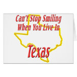 Texas - Smiling Cards