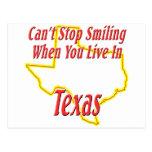 Texas - Smiling Postcard
