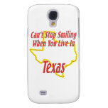 Texas - Smiling Samsung Galaxy S4 Covers