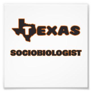 Texas Sociobiologist Photo Print