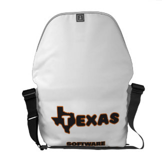 Texas Software Project Manager Courier Bags
