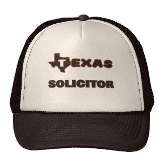 Texas Solicitor Trucker Hat