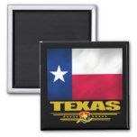 Texas (SP) 2 Inch Square Magnet