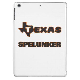 Texas Spelunker Case For iPad Air