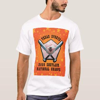 Texas Sports Tee Ball Champs T-Shirt