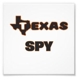 Texas Spy Photo Print