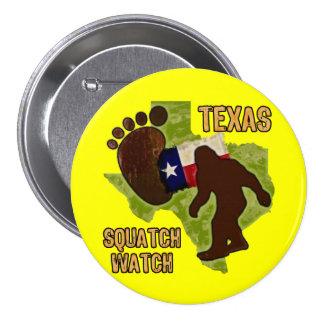 Texas Squatch Watch Pins