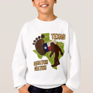 Texas Squatch Watch Sweatshirt