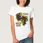 Texas Squatch Watch T Shirt