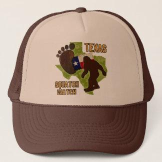 Texas Squatch Watch Trucker Hat