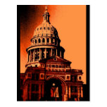 TEXAS ST CAPITOL POST CARD