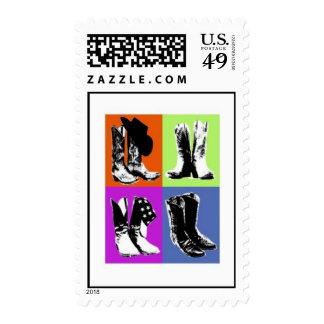 Texas Stampin' Postage Stamp