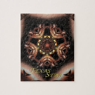 Texas Star ArtMultiple Product Selected Puzzles