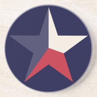 Texas Star Coaster
