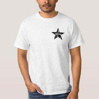 texas star cow hide T-Shirt