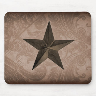 Texas Star Mouse Pad