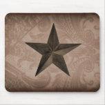 Texas Star Mousepads