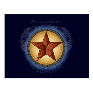 Texas Star Postcard