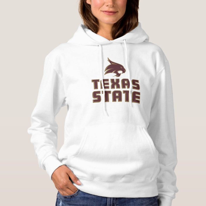 Officially Licensed Texas State University Boko The Bobcat TSU Sweater