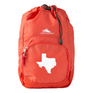 Texas State Backpack