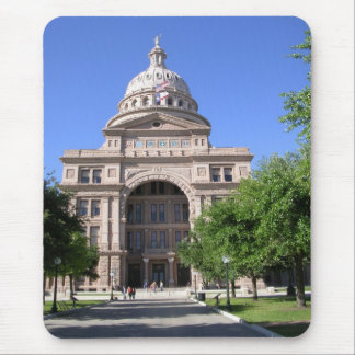 Texas State Capitol Building-Austin, TX Mouse Pad