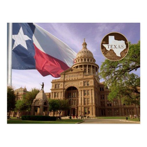 Texas State Capitol Building, Austin, TX Postcards