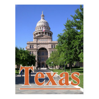 Texas State Capitol Building Austin TX Postcards