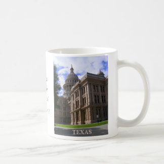 Texas State Capitol Building Coffee Mug