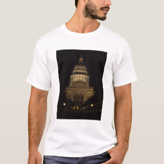 texas state capitol t-shirt