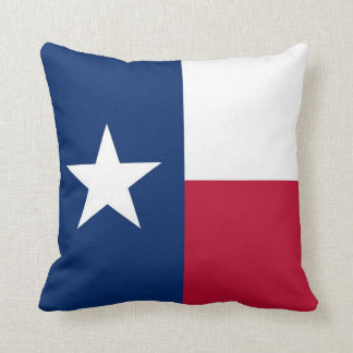 Texas State Flag American MoJo Pillow