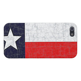 TEXAS STATE FLAG CASE FOR iPhone SE/5/5s