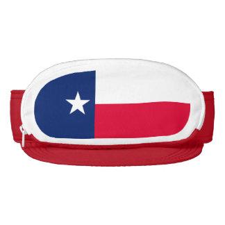 Texas State Flag Design Visor