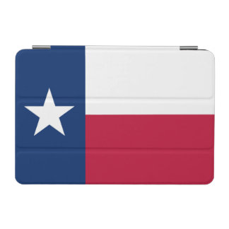 Texas state flag - high quality authentic color iPad mini cover