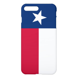 Texas state flag - high quality authentic color iPhone 7 plus case