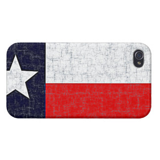 TEXAS STATE FLAG iPhone 4 CASE