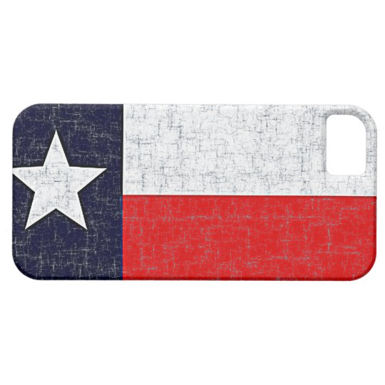 TEXAS STATE FLAG iPhone 5 Case-Mate Case