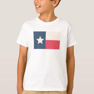 Texas State Flag Kids T-Shirt