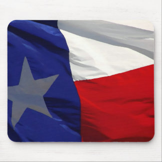 Texas State Flag Mouse Pad