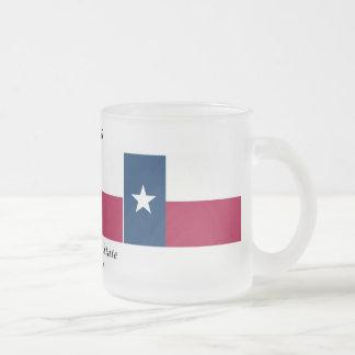 Texas State Flag Coffee Mug
