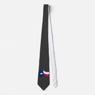 Texas State Flag Neck Tie