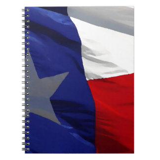 Texas State Flag Notebook
