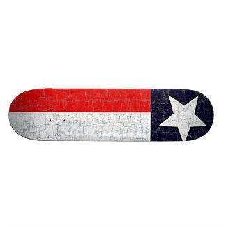 TEXAS STATE FLAG Skateboard