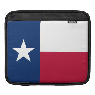 Texas State Flag Sleeve For iPads