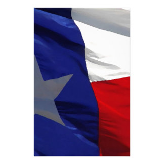 Texas State Flag Stationery