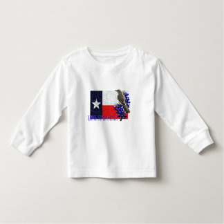 TEXAS STATE FLAG TODDLER T-SHIRT