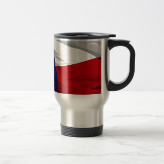 Texas State Flag Travel Mug