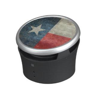 Texas state flag vintage retro Bumpster Speaker