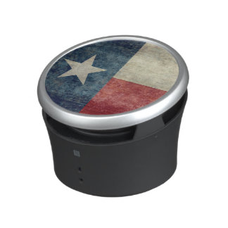 Texas state flag vintage retro Bumpster Speakers